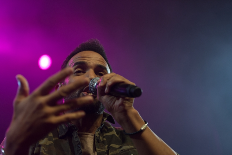 29. oktober 2016<br>Craig David (Support: Karen)